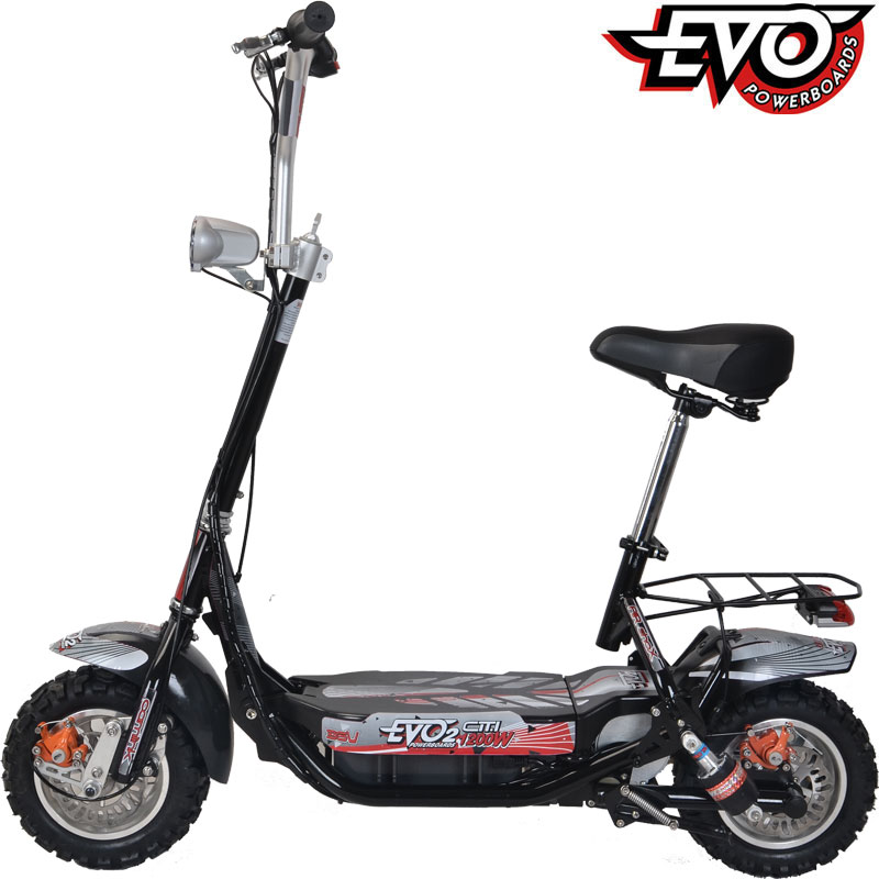Evo Citi 800w Electric Scooter From Puzey Review